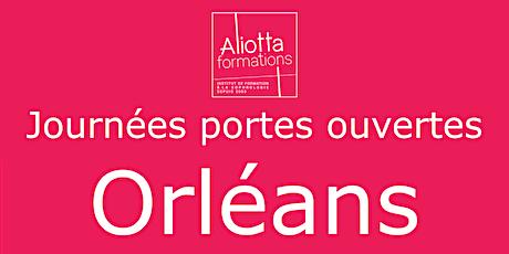 Journée portes ouvertes-Orléans Hôtel ABEILLE billets