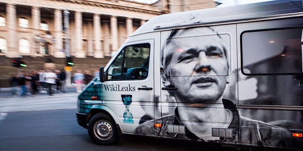 Free Assange Hobart Rally