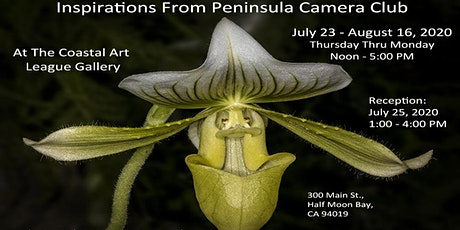 Inspirations From The Peninsula Camera Club tickets