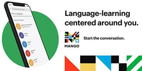 Get Connected: Learn a language online tickets