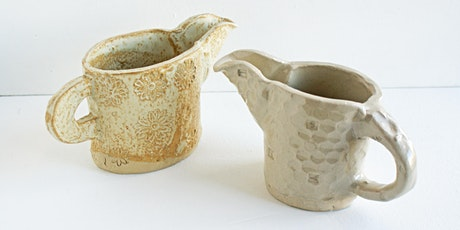 Pottery, Clay & Ceramic Workshop - Jugs tickets