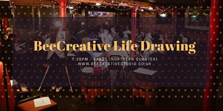 Life Drawing in Manchester Northern Quarter tickets