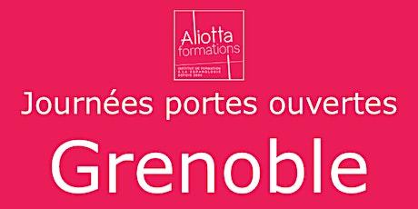 Ouverture prochaine : Journée portes ouvertes-Grenoble Hôtel Europole billets