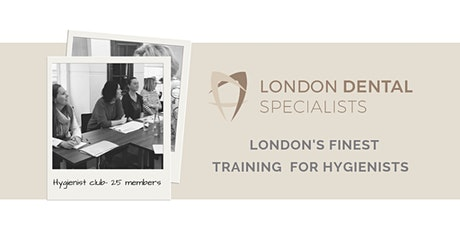 Advanced Instrumentation Course for Hygienists/Therapists tickets