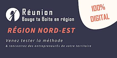 Région Nord-Est - Venez vivre la méthode Bouge ta Boite en digital ! billets