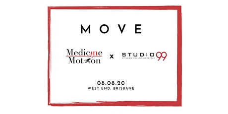 MOVE with Medmotion & Studio99 tickets
