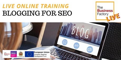 LIVE ONLINE - Blogging for SEO Workshop tickets