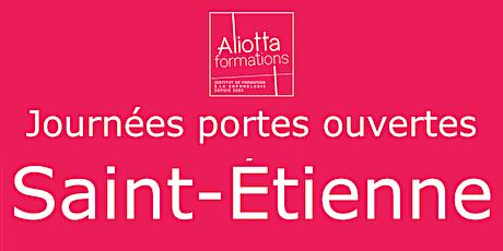 Journée portes ouvertes-Saint-Étienne Novotel  Gare billets