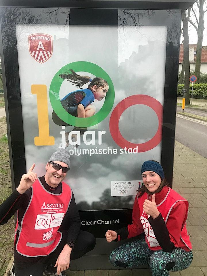 Afbeelding van Olympische Looptour 10 kilometer