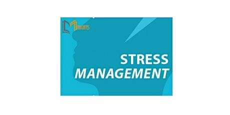 Stress Management 1 Day Virtual Live Training in Phoenix, AZ tickets