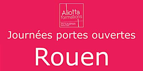 Ouverture prochaine: Journée portes ouvertes-Rouen Salle Erisay tickets