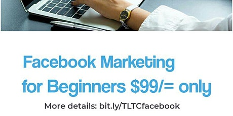 Facebook Marketing For Beginners tickets