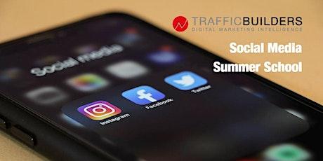 Social Media Cursus (Basis) - Traffic Builders Summer School tickets