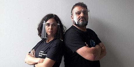 """TEATRO DE UNA NOCHE DE VERANO: """"A DOS METROS DE TI"""" tickets"""