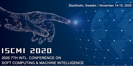 2020 7th Intl. Conference on Soft Computing & Machine Intelligence-ISCMI tickets