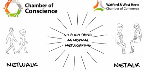Copy of Not Such Thing As Normal Networking - Part 2 tickets