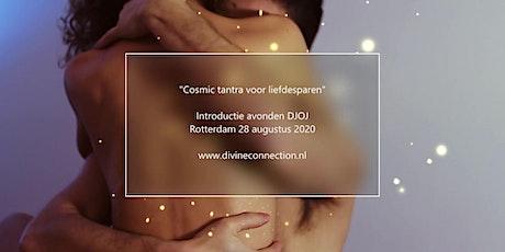 Introductie avond Cosmic tantra voor liefdesparen tickets