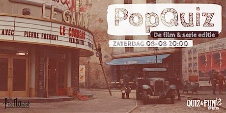 PopQuiz. De Film & Serie editie | Waalwijk tickets