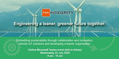Engineering a leaner, greener future together. tickets