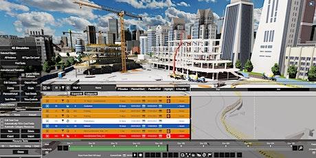 Digital Construction Revolution by a Rising Star, Fuzor tickets