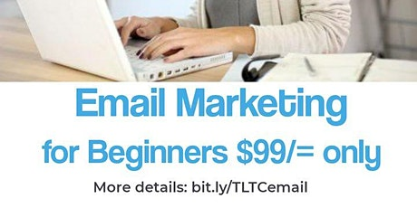 Email Marketing for Beginners tickets