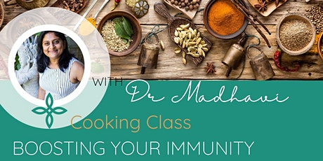 Increase Energy and vitality using Food as Medicine tickets