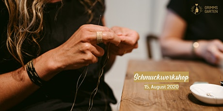 SCHMUCKWORKSHOP Perlenring in Berlin tickets
