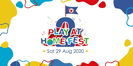 Play At Home Fest 2 tickets