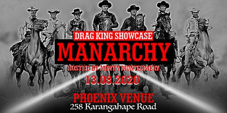MANARCHY tickets