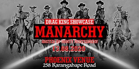 MANARCHY tickets