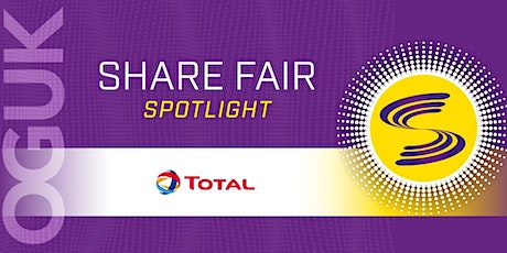 Share Fair Spotlight - TOTAL tickets