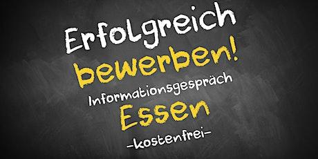 Bewerbungscoaching Online kostenfrei - Infos - AVGS Essen Tickets