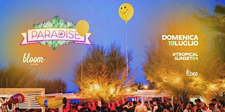 PARADISE - Tropical Sunset biglietti
