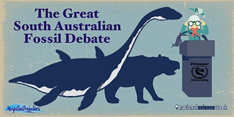 The Great South Australian Fossil Debate tickets