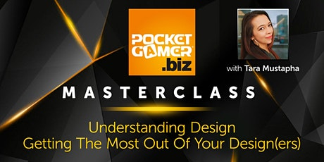 MasterClass: Understanding Design – Getting The Most From Your Design(ers) tickets