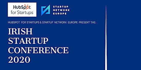 The Irish Startup Conference 2020 tickets