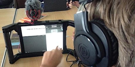 Shropshire Digital Media Skills Session 3: Sound tickets