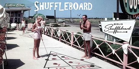 SHUFFLEBOARD Fun-Play-Action tickets