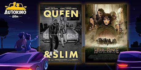Der Herr der Ringe + Queen&Slim Do 16.7. Autokino Wien Tickets
