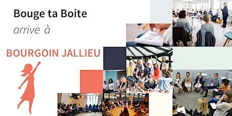Lancement  de Bouge ta Boite à Bourgoin-Jallieu billets