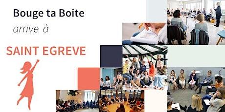Lancement de Bouge ta Boite à Saint-Egrève billets
