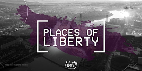 Places of Liberty - Rogerstone Welfare Grounds tickets