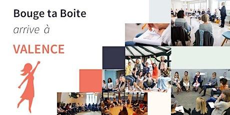 Lancement de Bouge ta Boite à Valence billets