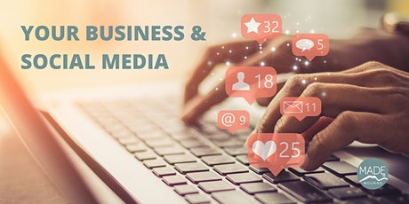Your Business and Social Media tickets
