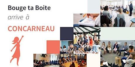 Lancement de Bouge ta Boite à Concarneau billets