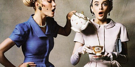 Puttin' on the Ritz - High Tea for Dry July & Cancer Council WA tickets