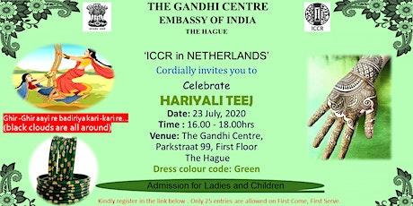 Celebration of Hariyali Teej tickets