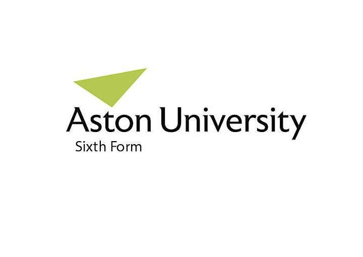 Aston University Sixth Form Enrolment image