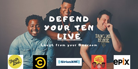 Forth and Ten Presents: Defend Your Ten LIVE tickets