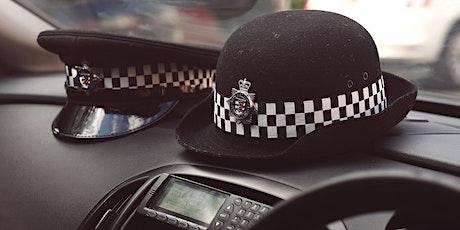 Avon & Somerset Constabulary - Antibody testing tickets